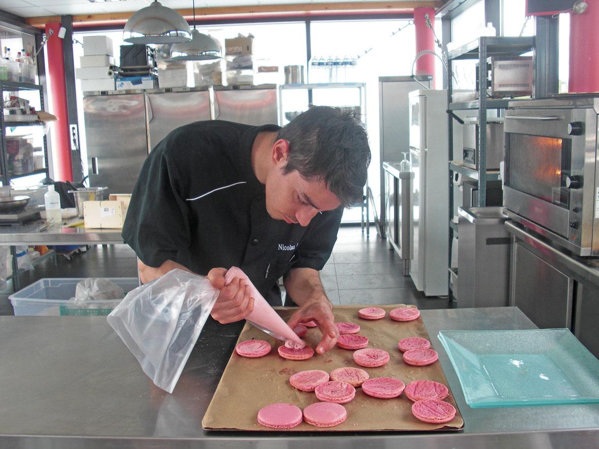 Atelier culinaire les cours de cuisine et le service traiteur du chef nicolas lemoux le p riscope - Cours de cuisine mulhouse ...