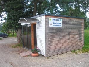 Ferme de l'Ill, œufs bio, GAEC, agriculteur, Alsace, Sausheim, Mulhouse