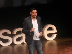TEDx Alsace, Salah Benzakour, Théâtre de la Sinne, conférence
