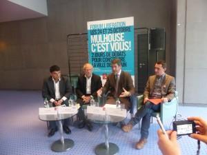 Forum Mulhouse Libération, démocratie participative