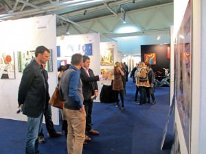 art3f, salon international d'art contemporain, mulhouse, parc expo