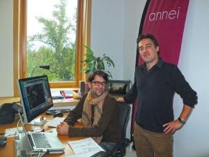 Annei, agence de communication, Cernay