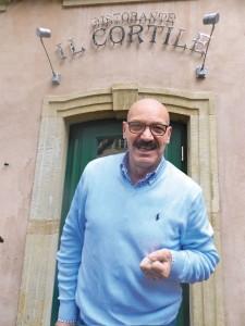 Il Cortile, restaurant italien, Mulhouse, gastronomie, Alsace