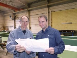 CMH, Construction Mécanique Hartmann, Altkirch, machine scierie