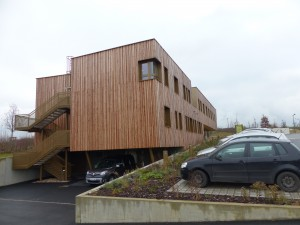 ONF, Office National des Forêts, Mulhouse, Alsace
