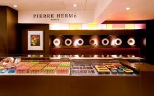 Pierre Hermé, pâtisserie