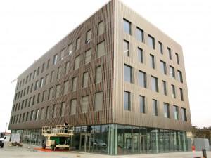 Le Chrome, MACIF Mulhouse, bureaux à louer