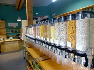 Les Sheds, Kingersheim, restaurant, marché paysan, épicerie, produit bio