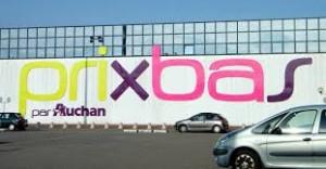 Prix Bas, Auchan, Mulhouse
