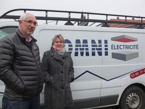 OMNI Electricité, électricien, Vieux-Thann, Alsace