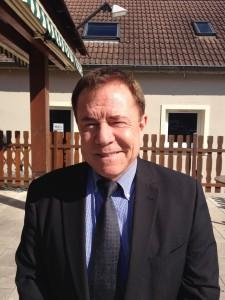 Gilbert Stimpflin, président de la CGPME 68