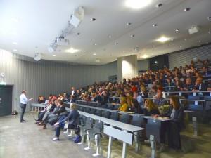 QuatreAS+, Conférence, Fonderie, Mulhouse