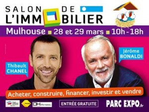 salon de l'immobilier, parc expo, mulhouse
