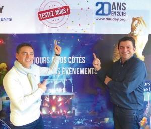 Daudey Organisation, agence événementielle, événementiel, Mulhouse, Alsace