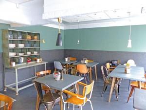 Ô Bistrot des poussettes, café-restaurant parental, Mulhouse