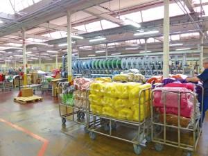 DMC, industrie textile, Mulhouse, fil à broder