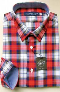 Emanuel Lang, chemise sur-mesure, crowdfunding, Alsace Innovation