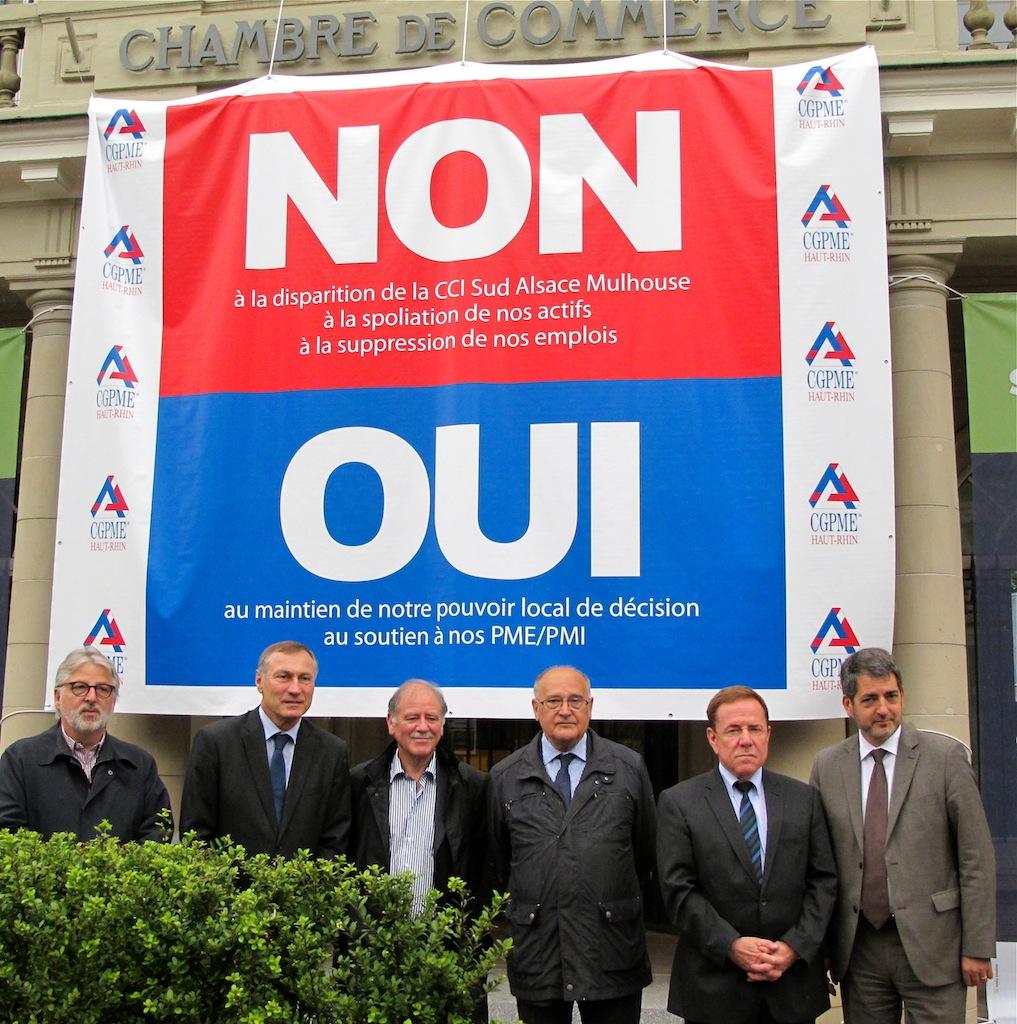 La cci sud alsace mulhouse trahie par le nouveau for Chambre de commerce mulhouse