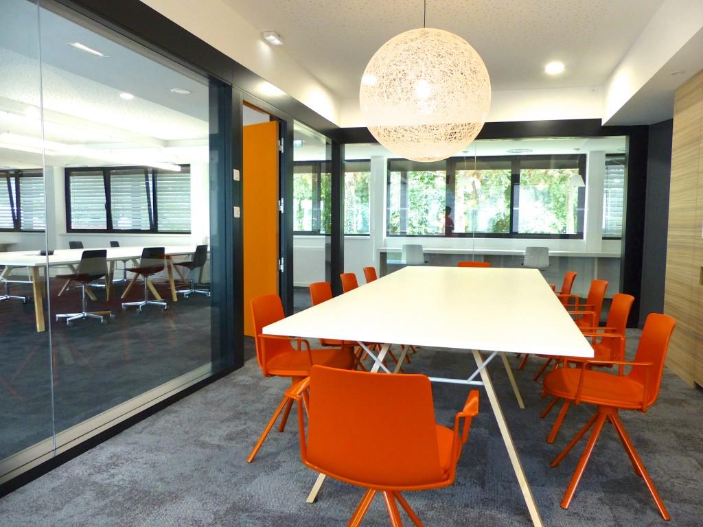 nouvel espace de co working au carr du technopole mulhouse le p riscope. Black Bedroom Furniture Sets. Home Design Ideas