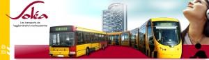 Solea, nouvelle ligne de bus, Mulhouse