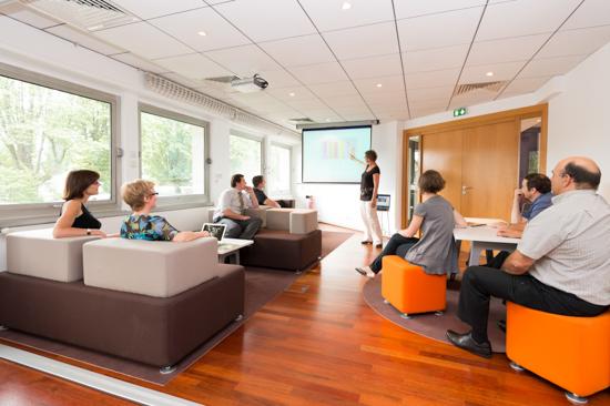 Espaces de coworking travers le sud alsace le p riscope for Entrepreneur maison