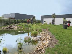 Evolution Architecture, cabinet,  Aspach-le-Haut
