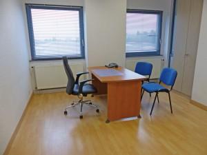 centre d'affaires Ulysse, hôtel d'entreprise