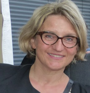 Béatrice Fauroux, rédactrice en chef