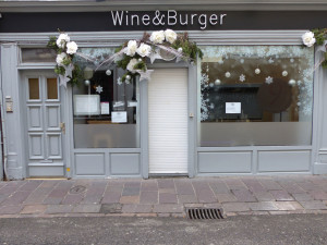 Wine & Burger, restaurant burger, mulhouse