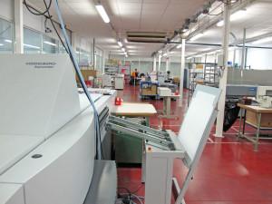 Imprimerie, Saint-Louis, Alsace