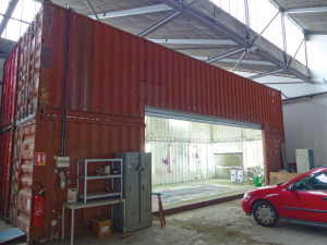 Mobilstock, mulhouse, conteneur