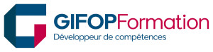 LOGO GIFOP FORMATION, Mulhouse