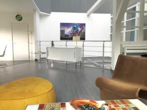 """Le """"Loft des Musiciens"""" reçoit à 60% des professionnels venus pour les Salons de Bâle ou de Mulhouse, des missions pour des ingénieurs ou des visites professionnels d'architectes contact : beatrice.fauroux@gmail.com"""