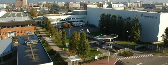 800 millions d'euros investis par Novartis sur son site d'Huningue
