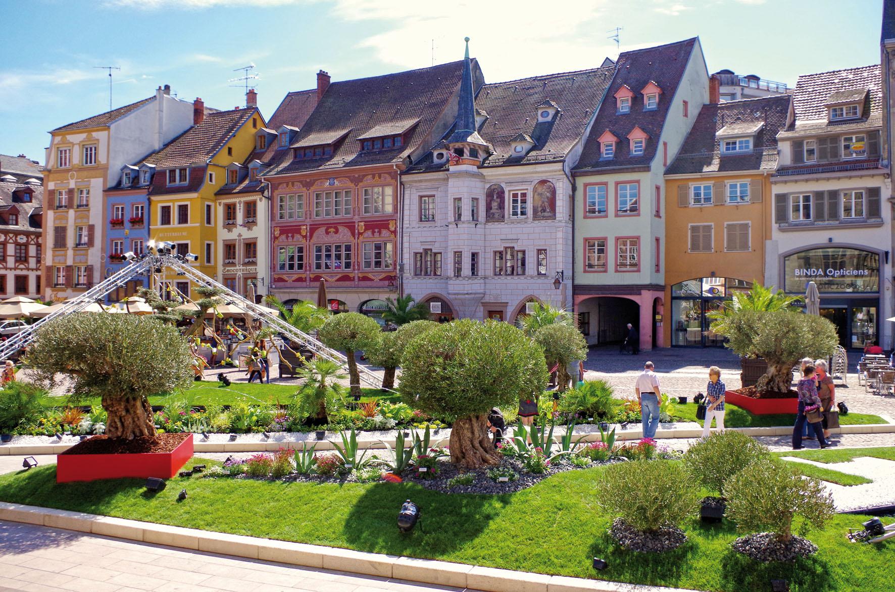 Bilan de l 39 ann e 2016 du commerce mulhouse - Chambre des commerces mulhouse ...