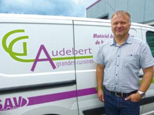 Audebert Grandes Cuisines, cuisine professionnelle, Mulhouse