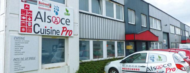 Alsace Cuisine Pro, cuisine professionnelle, matériel professionnel