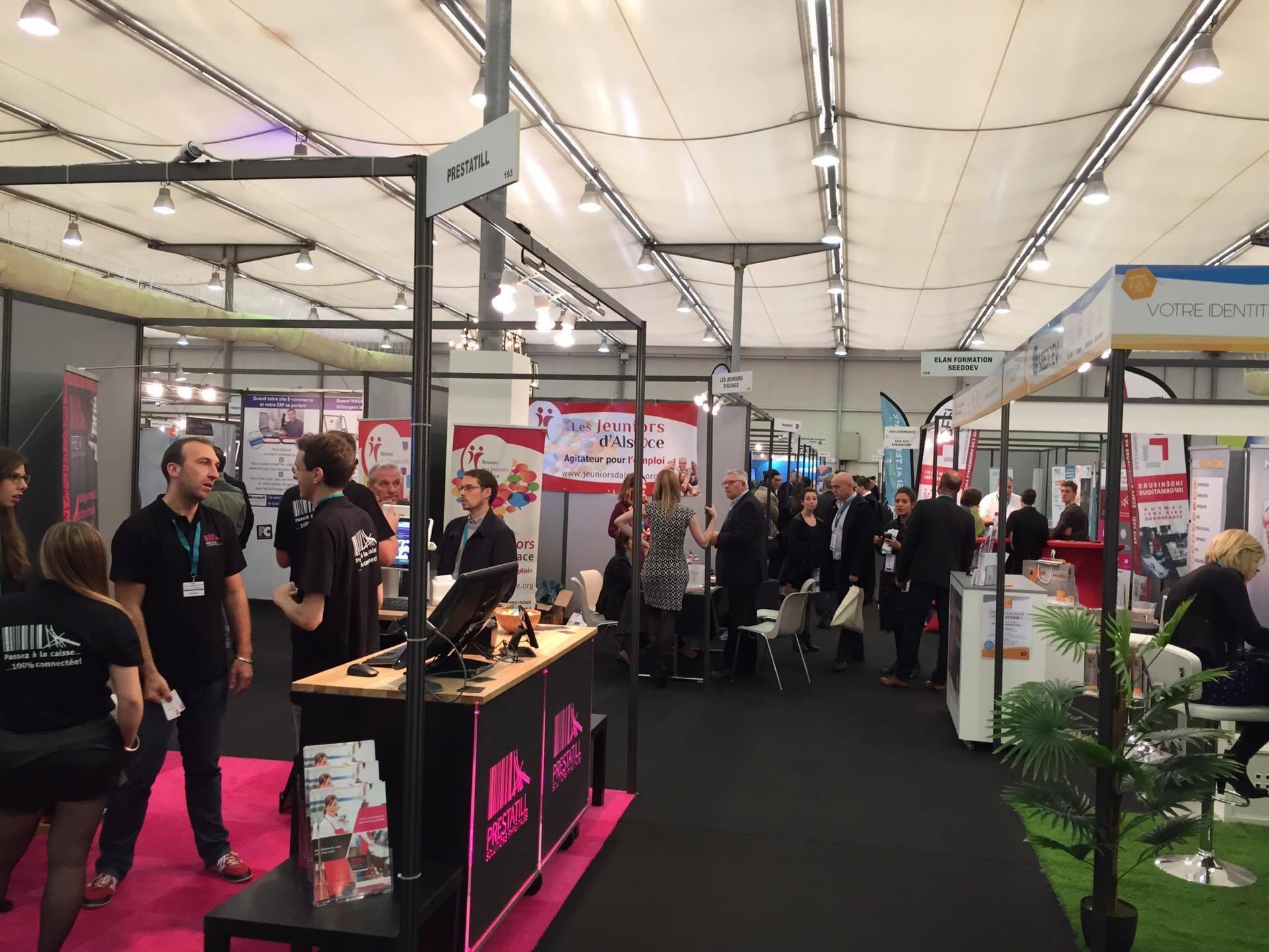 Salon des nouvelles technologies i novia for Salon des nouvelles technologies