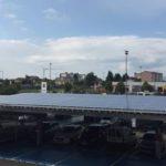 Super U, Wittelsheim, centrale photovoltaïque, Electro Concept Energie