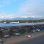 Centrale photovoltaïque, Super U, Wittelsheim, Electro Concept Energie