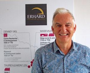 Erhard, glaces Erhard
