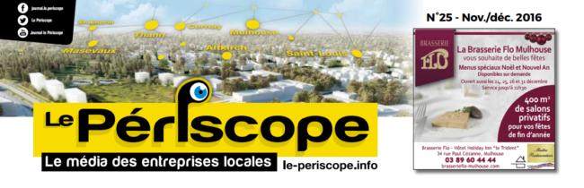 Le Périscope, Alsace