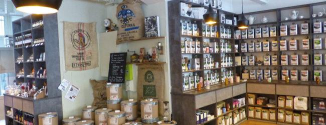 Tilvist Coff'Tea Shop, Mulhouse