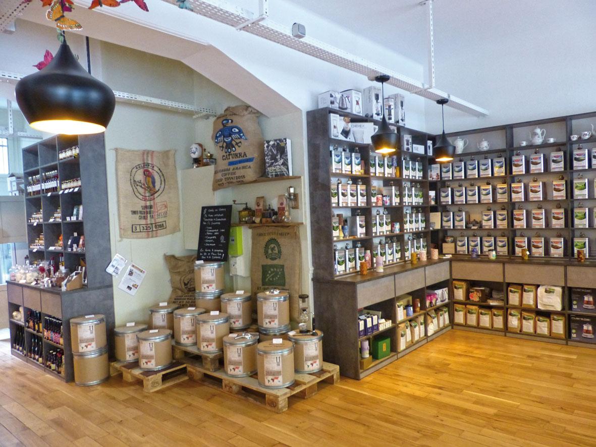 Tilvist coff 39 tea shop lieu de vie mulhouse - Chambre des commerces mulhouse ...