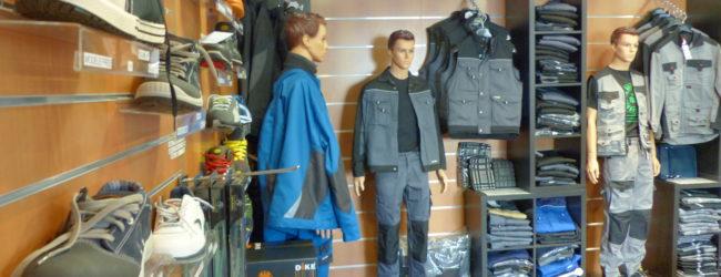NK Diffusion, Mulhouse, vêtement professionnel