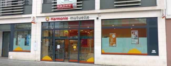 Harmonie Mutuelle, mulhouse