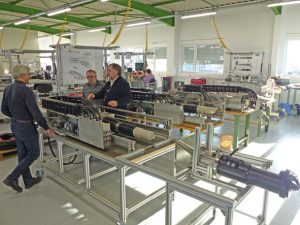 Industrie, connecteurs, connectique, photovoltaïque, production, électricité, Stäubli,