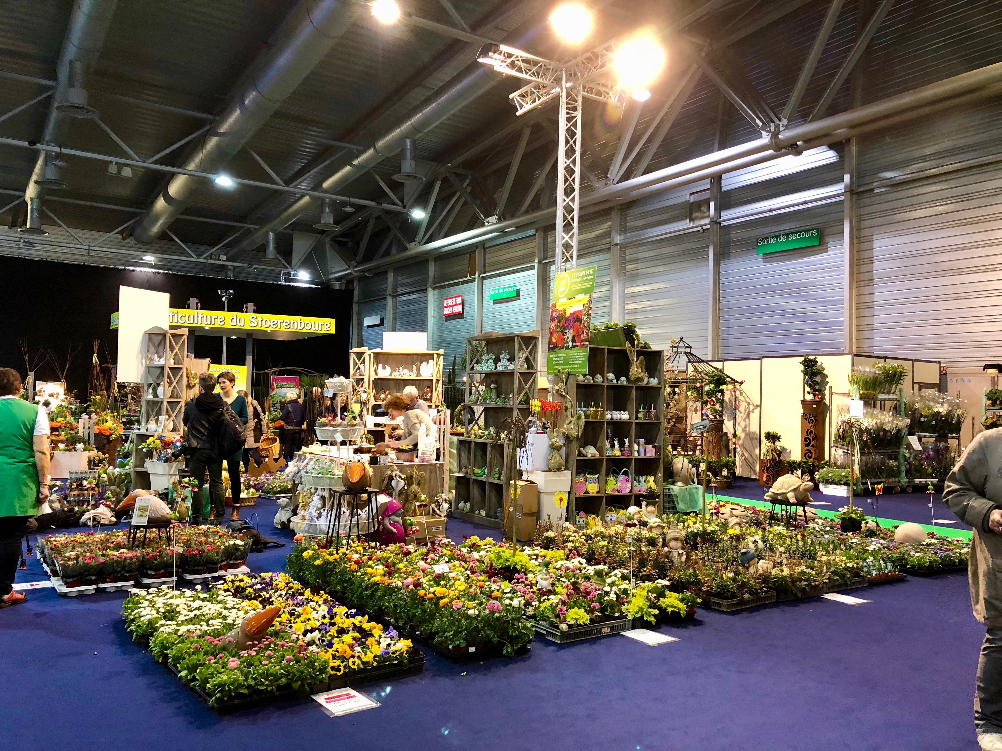 Plus de 100 entreprises d\'Alsace au Salon Extérieurs et ...
